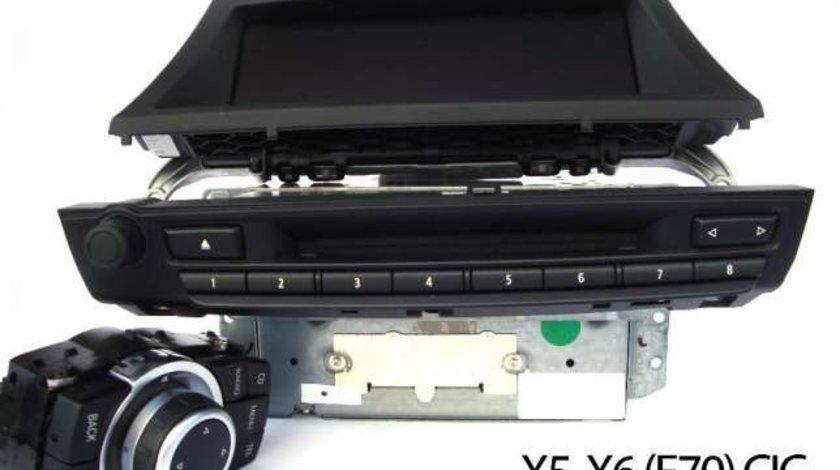 Vand unitate navigatie BMW CIC pentru X5 X6 E70 E71