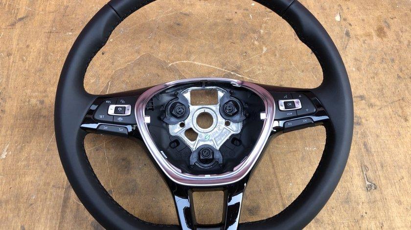 Vand volan piele/comenzi nou VW Touran Tiguan T-Roc