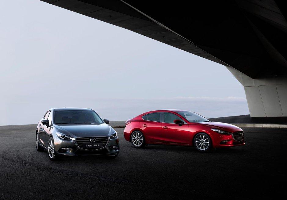 Vanzari Mazda 2017