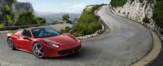 Vanzari record pentru Ferrari in primul semestru al anului