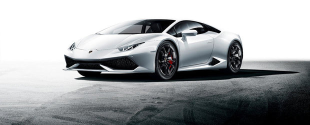 Vanzari record pentru Lamborghini Huracan: 3.000 exemplare in 10 luni