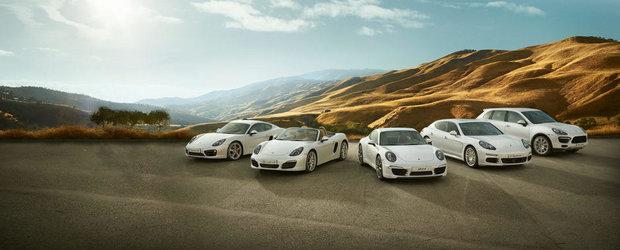 Vanzari record pentru Porsche in luna mai