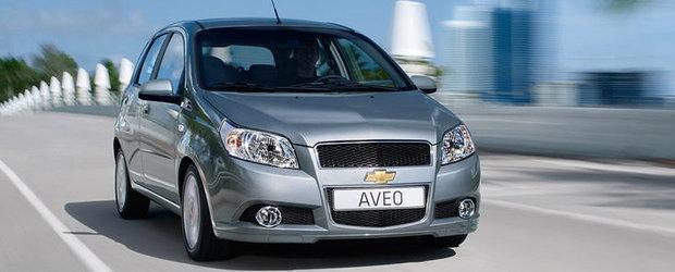 Vanzarile Chevrolet au crescut cu peste 2 procente in primele 9 luni ale lui 2012