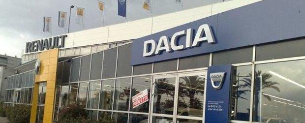 Vanzarile Dacia sunt in crestere la nivel mondial