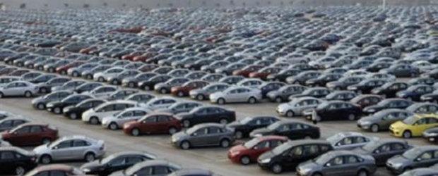 Vanzarile de masini in Romania, in scadere cu 7,3%