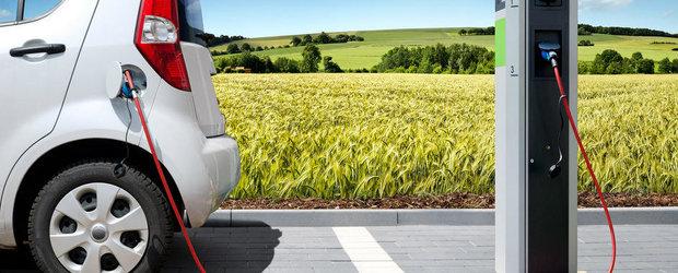 Vanzarile la masinile ecologice au crescut, insa numarul lor ramane insignifiant