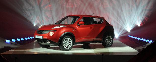 Vanzarile Nissan in Romania au crescut cu 75% in ultimele 6 luni