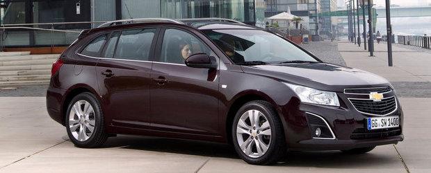 Vanzarile si cota de piata ale companiei Chevrolet au crescut datorita noilor modele lansate