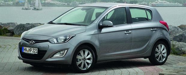 Varianta restilizata a lui Hyundai i20 se lanseaza in luna iulie