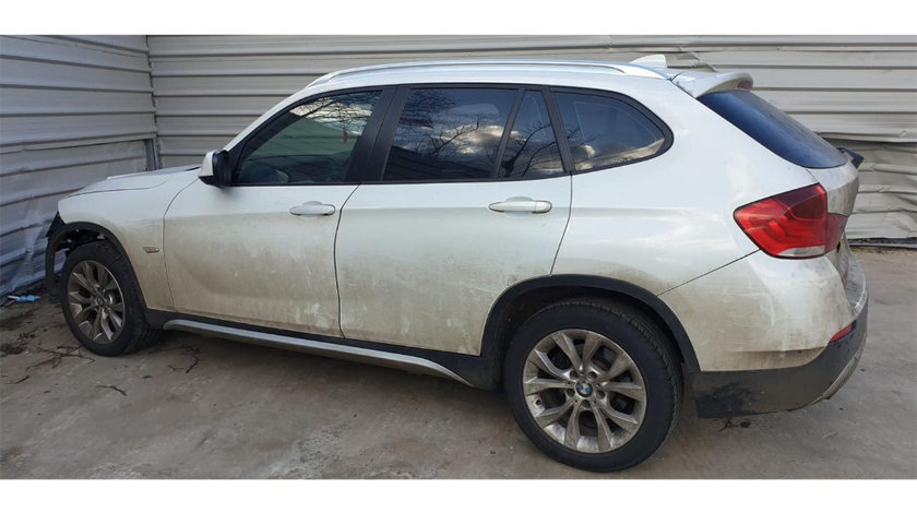 Vas expansiune BMW X1 2011 SUV 2.0 D
