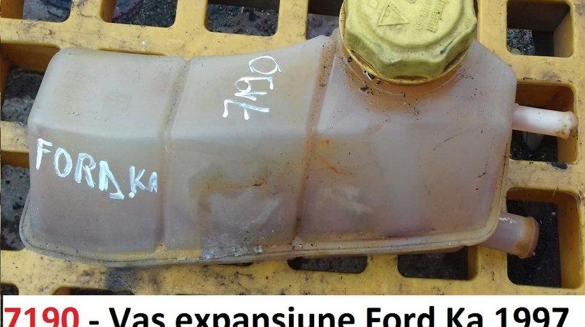 Vas expansiune Ford Ka
