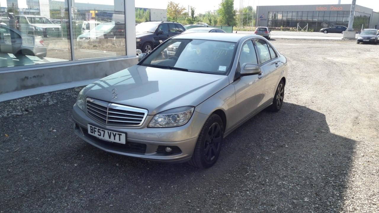 Vas lichid parbriz Mercedes C-CLASS W204 2007 Sedan 220 CDi