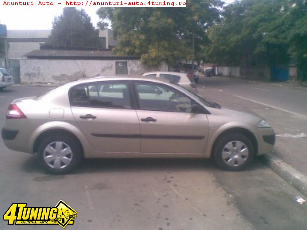 Vas stropgel Renault Megane 2 1 6 16V 2007 1598 cmc 83 kw 113 cp tip motor k4m760