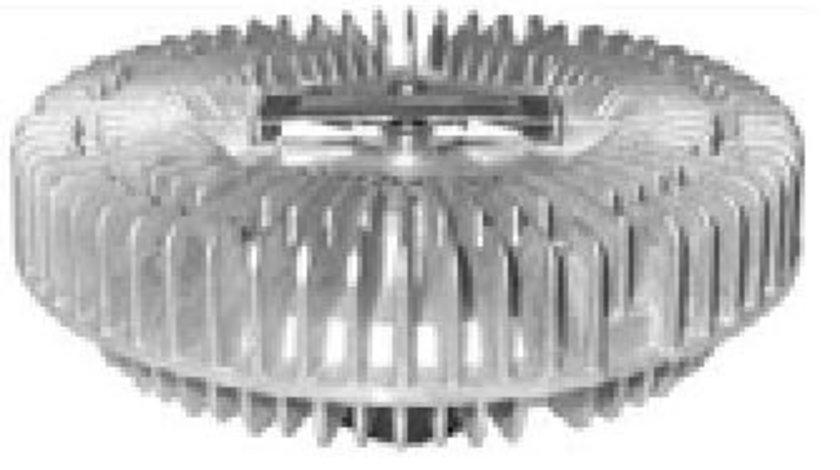 Vascocuplaj ventilator radiator BMW Seria 7 (E65, E66, E67), 7 (F01, F02, F03, F04), X5 (E53); LAND ROVER RANGE ROVER III 3.6-6.0 intre 2000-2015