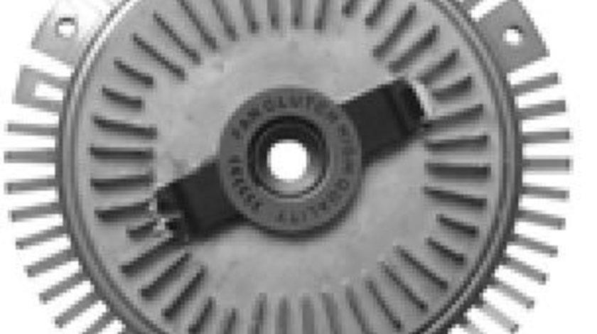 Vascocuplaj ventilator radiator MERCEDES G (W463); DAEWOO KORANDO; SSANGYONG KORANDO, KYRON, MUSSO, REXTON REXTON II, RODIUS 2.0 d-3.6 dupa 1989