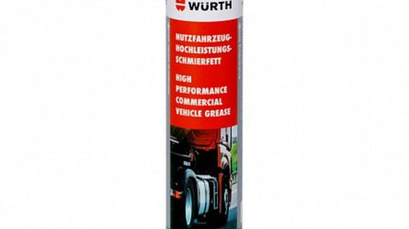 Vaselina de inalta performanta Wurth, 400 g cod intern: 893 880 1