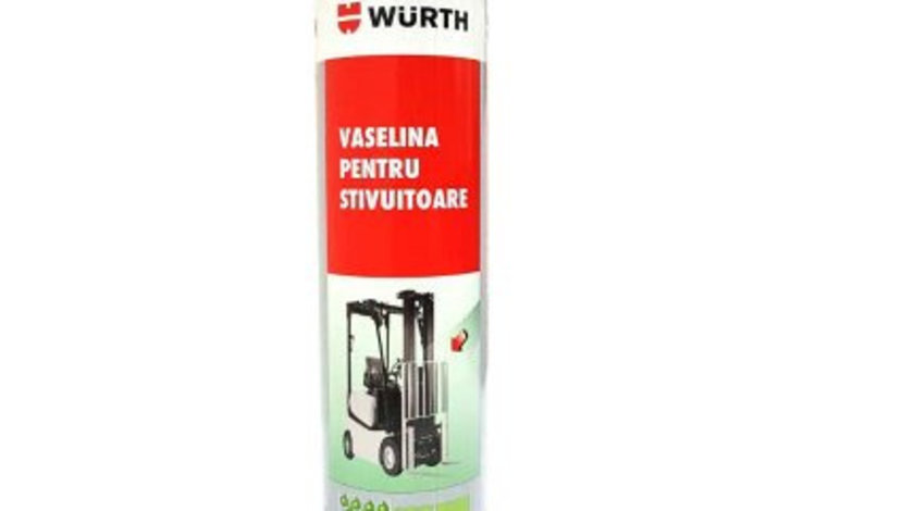 Vaselina pentru stivuitoare 600 ml cod intern: WTH1234