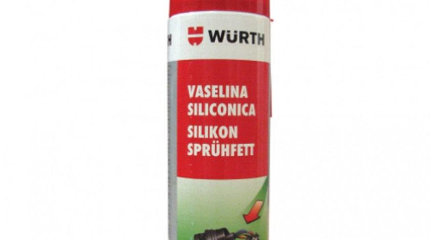 Vaselina siliconica Wurth, 500 ml