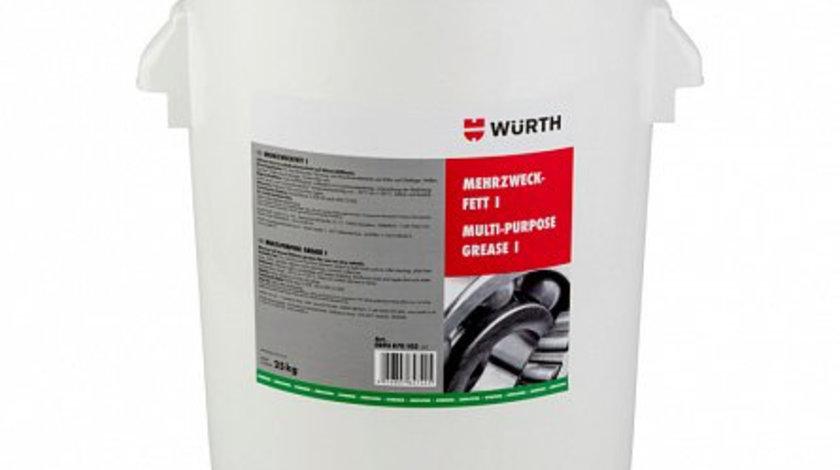Vaselina universala I 25 kg cod intern: WTH1237