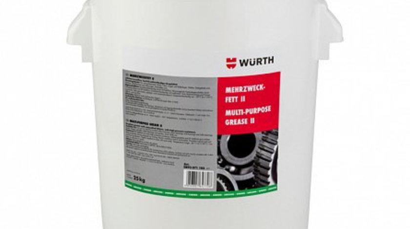 Vaselina universala II 25 kg Wurth cod intern: W328 00893 871 1257167