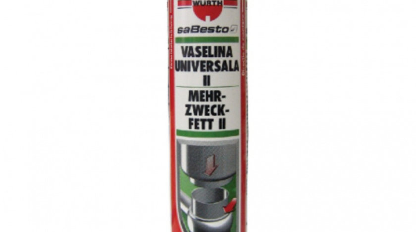 Vaselina universala II Wurth, 400 gr cod intern: 8938711