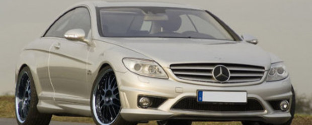 Vath a modificat un Mercedes CL65 AMG