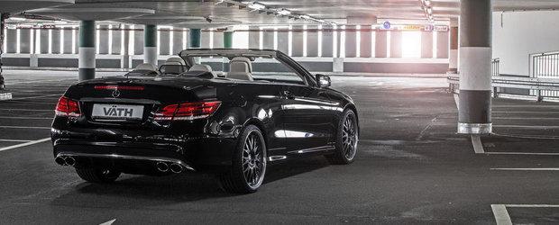 VATH V50RS e Mercedes-ul E63 Cabrio pe care dintotdeauna l-ai asteptat