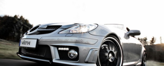 Vath V58 - 565 CP pentru Mercedes SLK55 AMG