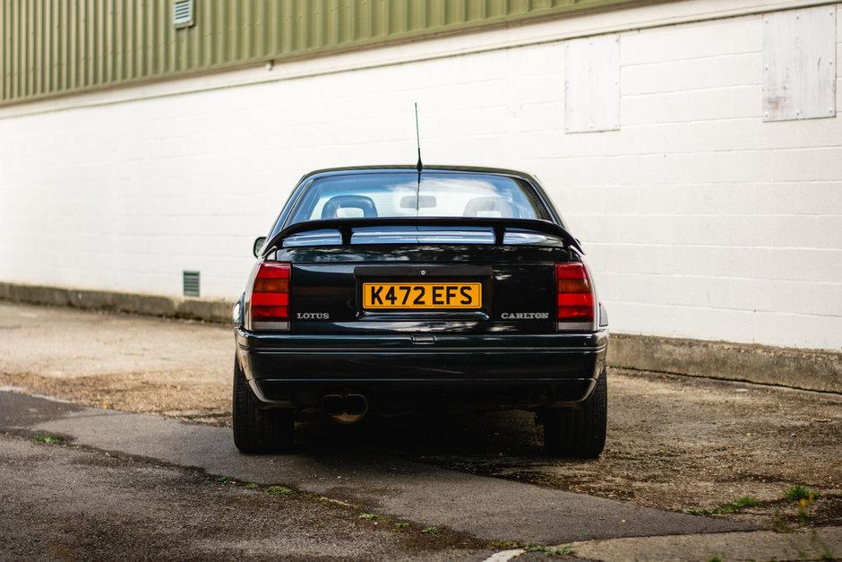 Vauxhall Lotus Carlton de vanzare