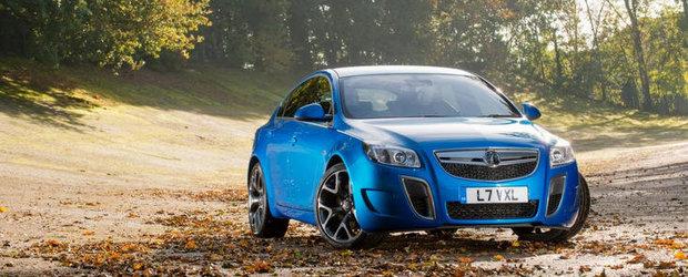 Vauxhall ne face cunostinta cu noua Insignia VXR SuperSport