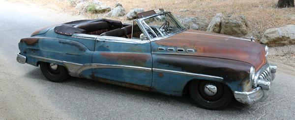 """""""Vechitura"""" asta din anii '50 costa mai mult decat marea majoritate a masinilor noi din Romania"""