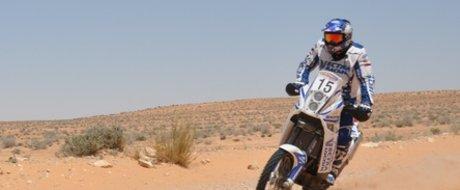 Vectra Racing in top 15 cu 132 de km inainte de final