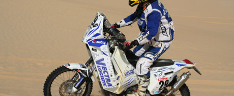 Vectra Racing participa la Raliul Tunisiei