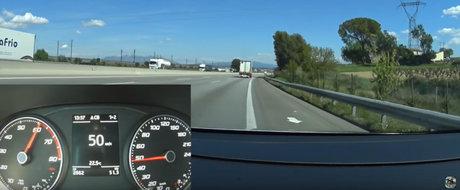 Vei fi chiar impresionat de acceleratia Seat-ul Ibiza cu motor in 3 cilindri