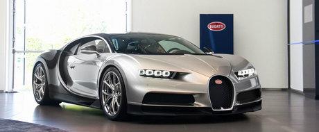 Vei ramane cu gura cascata cand vei afla cat costa fiecare optiune a noului Bugatti Chiron