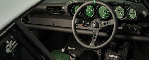 Vei uita de orice Porsche nou dupa ce-l vei vedea pe acesta. Este facut la comanda si costa 250.000 de dolari