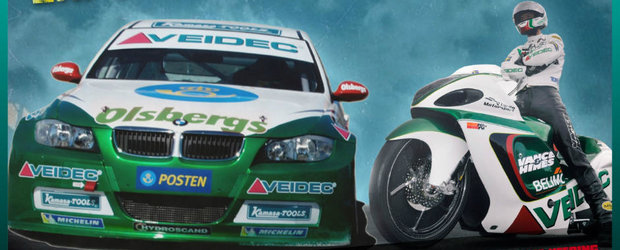 VEIDEC Racing Unleashed: curse, drift si tuning la Baia Mare pe 24-25 August!
