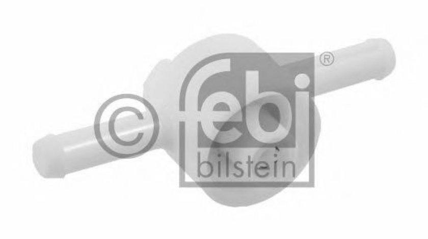 Ventil, filtru de combustibil AUDI A4 (8D2, B5) (1994 - 2001) FEBI BILSTEIN 02087 piesa NOUA
