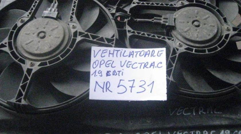 Ventilatoare opel vectra c