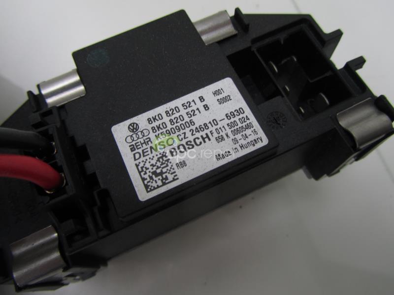 Ventilator Aeroterma Audi A4 8k, A5 8T Original cod 8K0820521B