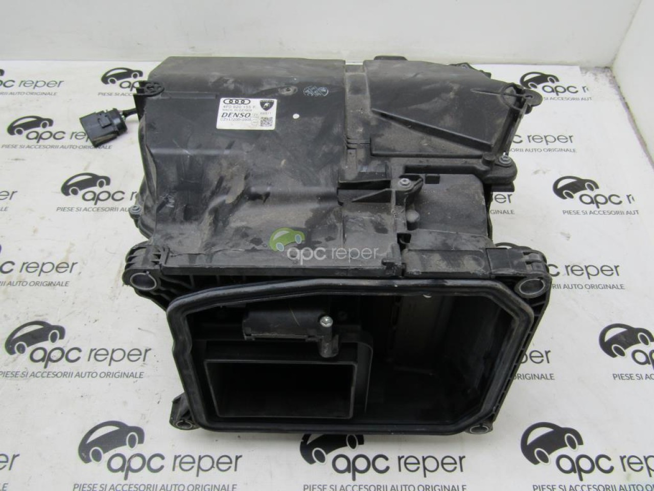 Ventilator aeroterma Audi A6 4F Facelift 2010 - 2,0Tdi cod 4F0820155F