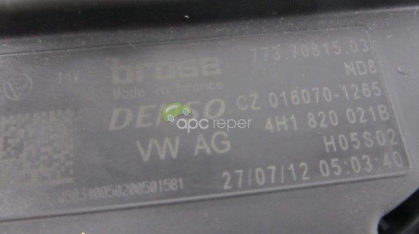 Ventilator aeroterma Audi A8 S8 4H original cod 4H1820021B