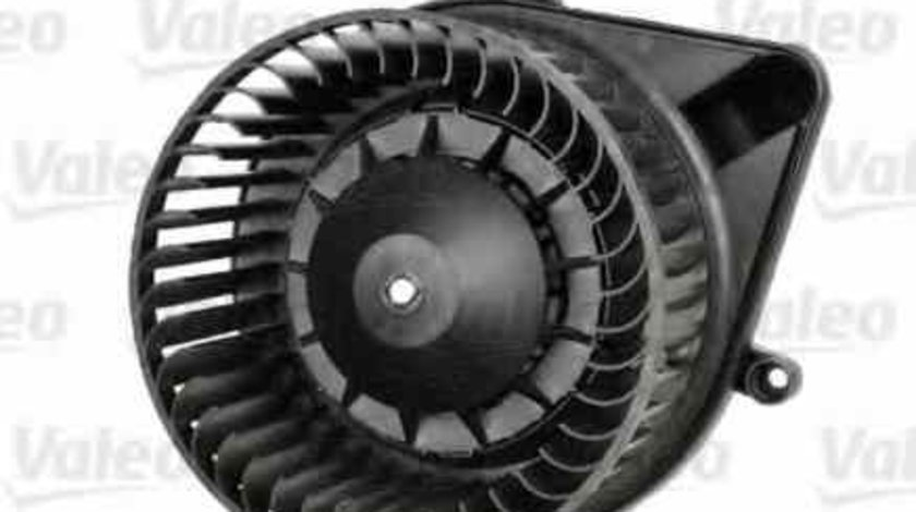 Ventilator aeroterma interior habitaclu AUDI A4 Cabriolet 8H7 B6 8HE B7 VALEO 698813