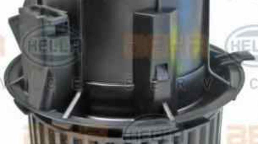 Ventilator aeroterma interior habitaclu CITROËN C3 II HELLA 8EW 351 040-501