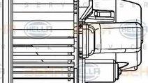 Ventilator aeroterma interior habitaclu FIAT BRAVO...