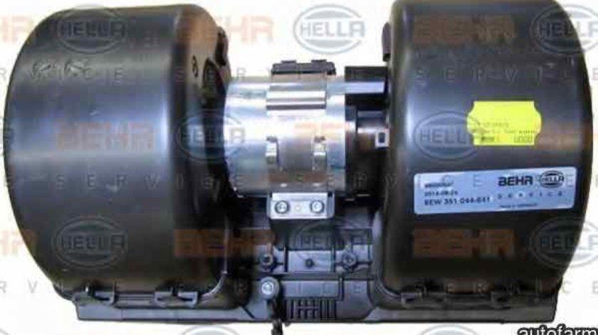 Ventilator aeroterma interior habitaclu RENAULT TRUCKS Kerax HELLA 8EW 351 044-641