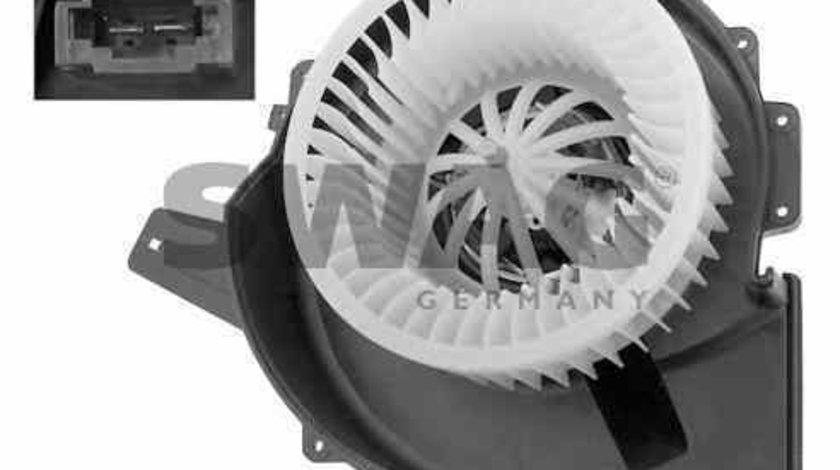 Ventilator aeroterma interior habitaclu VW FOX (5Z1, 5Z3) SWAG 30 92 7306