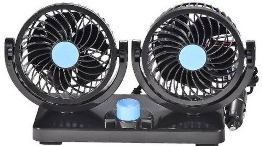 Ventilator auto dublu de racire interior