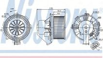Ventilator, habitaclu MERCEDES SPRINTER 5-t bus (2...