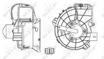 Ventilator, habitaclu Opel Corsa C (2000-2009)[X01...